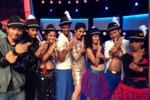 Judging Dance India Dance 5
